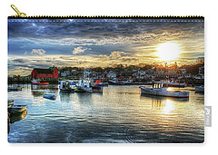 Motif #1 Sunrise Rockport Ma Carry-all Pouch