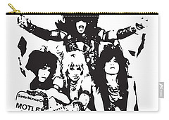 Motley Crue No.01 Carry-all Pouch
