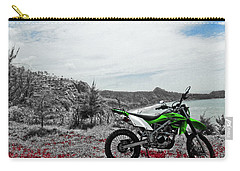 Motocross Carry-all Pouch by Wahyu Nugroho