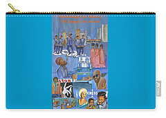 Motown Commemorative 50th Anniversary Carry-all Pouch