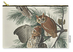 Mottled Carry-all Pouches