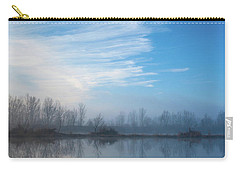 Mottled Sky Carry-all Pouch