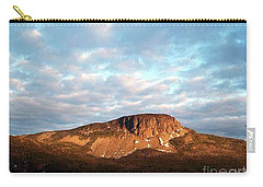 Mottled Sky Of Late Spring Carry-all Pouch by Barbara Griffin