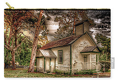 Moultrie Church At Dusk Carry-all Pouch