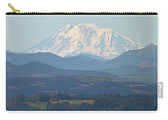 Mount Adams In Washington State Carry-all Pouch