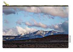 Mount Baden - Powell - Angeles National Forest Carry-all Pouch by Glenn McCarthy Art and Photography