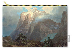 Mount Brewer Kings Canyon Carry-all Pouch