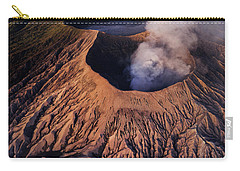 Mount Bromo At Sunrise Carry-all Pouch