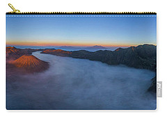 Mount Bromo Scenic View Carry-all Pouch