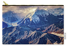 Mount Brooks From Above Carry-all Pouch