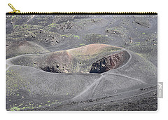 Mount Etna Caldera Carry-all Pouch