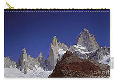Mount Fitzroy Patagonia 2 Carry-all Pouch