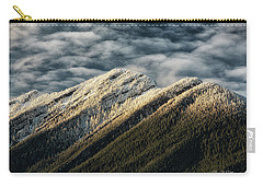 Mount Higgins Clouds Carry-all Pouch