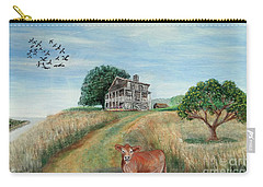 Mount Hope Plantation Carry-all Pouch