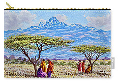 Mount Kenya 2 Carry-all Pouch