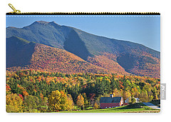 Mount Mansfield Autumn View Carry-all Pouch