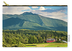 Mount Mansfield Summer View Carry-all Pouch