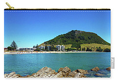 Mount Maunganui Beach 10 - Tauranga New Zealand Carry-all Pouch