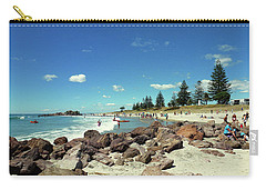 Mount Maunganui Beach 2 - Tauranga New Zealand Carry-all Pouch