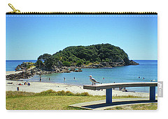 Mount Maunganui Beach 4 - Tauranga New Zealand Carry-all Pouch