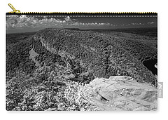 Carry-all Pouch featuring the photograph Mount Minsi From Mount Tammany by Raymond Salani III