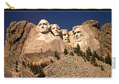 Mount Rushmore National Monument South Dakota Carry-all Pouch