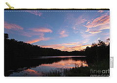 Mount Saint Francis Sunset - D010121 Carry-all Pouch