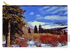 Mount St Vrain  Carry-all Pouch