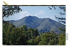 Mount Tamalpais Carry-all Pouch