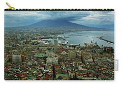 Mount Vesuvius Naples It Carry-all Pouch