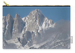Mount Whitney In March Carry-all Pouch