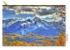 Mount Wilson Carry-all Pouch by Scott Mahon