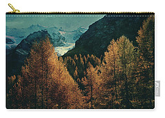 Mountain Autumn Carry-all Pouch