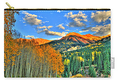 Mountain Beauty Of Fall Carry-all Pouch