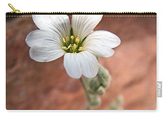 Carry-all Pouch featuring the photograph Mountain Beauty by RC DeWinter