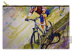 Mountain Biking  Carry-all Pouch