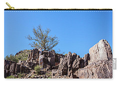 Mountain Bush Carry-all Pouch by Ed Cilley