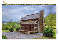 Mountain Cabin Carry-all Pouch