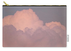 Carry-all Pouch featuring the photograph Mountain Clouds 8 by Don Koester
