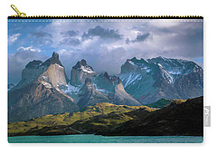 Mountain Dream Carry-all Pouch by Andrew Matwijec