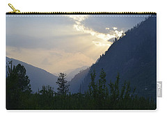 Mountain Escapapde Carry-all Pouch by Sumit Mehndiratta