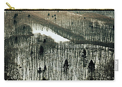 Mountain Forest Carry-all Pouch