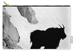 Mountain Goat Shadow Carry-all Pouch