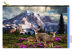 Mountain High Meadow Carry-all Pouch