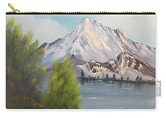 Mountain Lake Carry-all Pouch