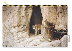 Mountain Lion - Light Carry-all Pouch