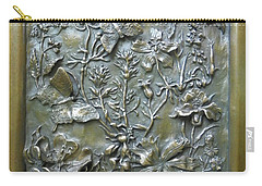 Mountain Meadow Carry-all Pouch by Dawn Senior-Trask