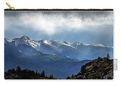 Mountain Moodiness Carry-all Pouch