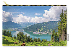 Mountain Panorama Beauty Carry-all Pouch
