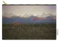 Mountain Pronghorns Carry-all Pouch